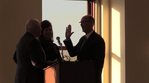 Ibach Takes the Oath of Office