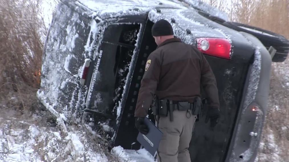 November 7th Scotts Bluff County rollover