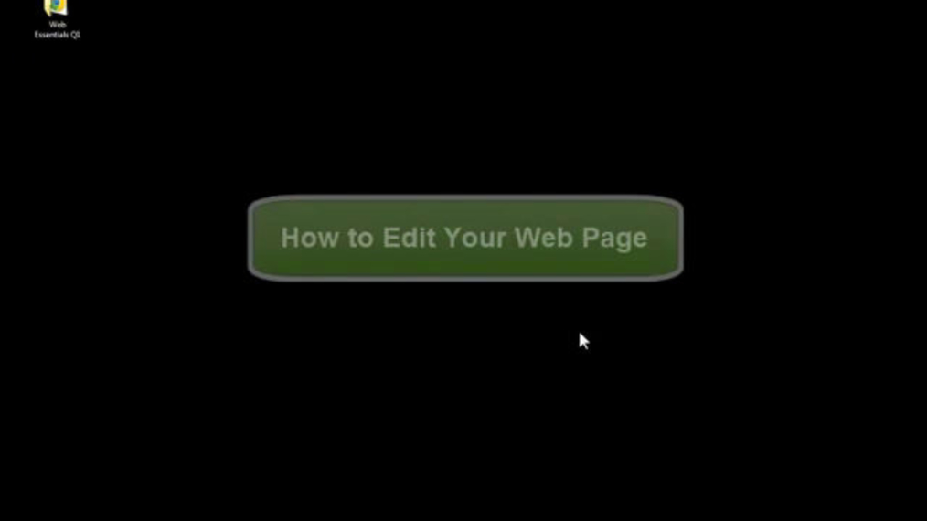 How to Edit A Web Page.mp4