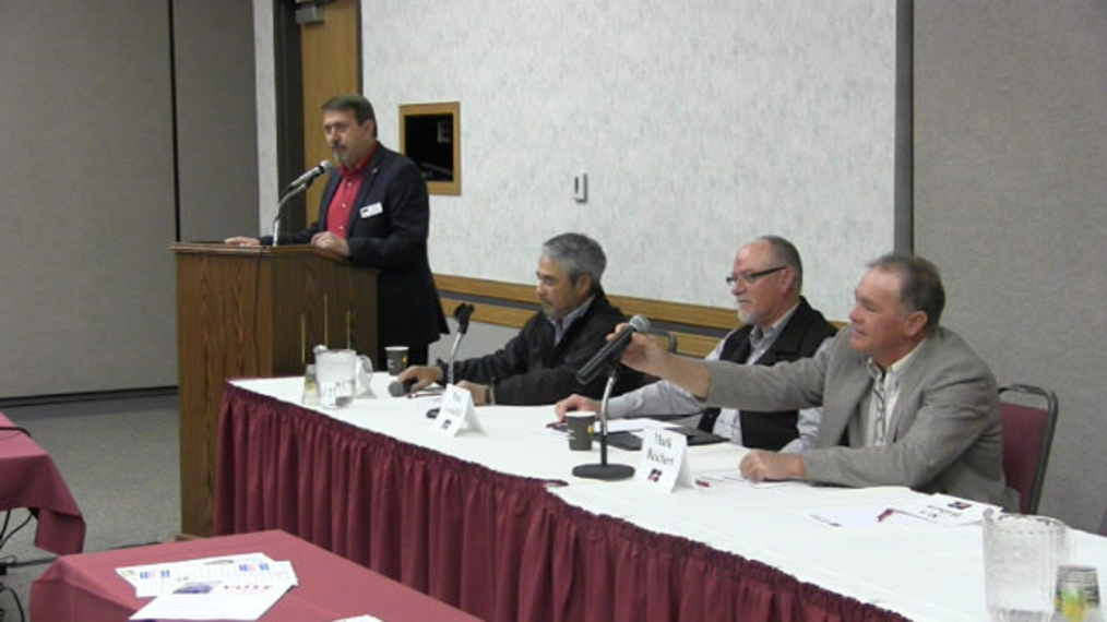 SBCO Commissioners Candidate Forum