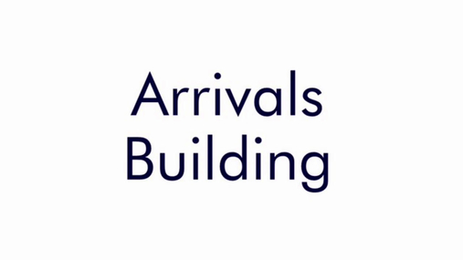 STP - Arrivals Building (All Colleague Briefings)