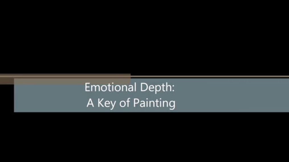 Emotional Depth 7 Keys to Painting.mp4