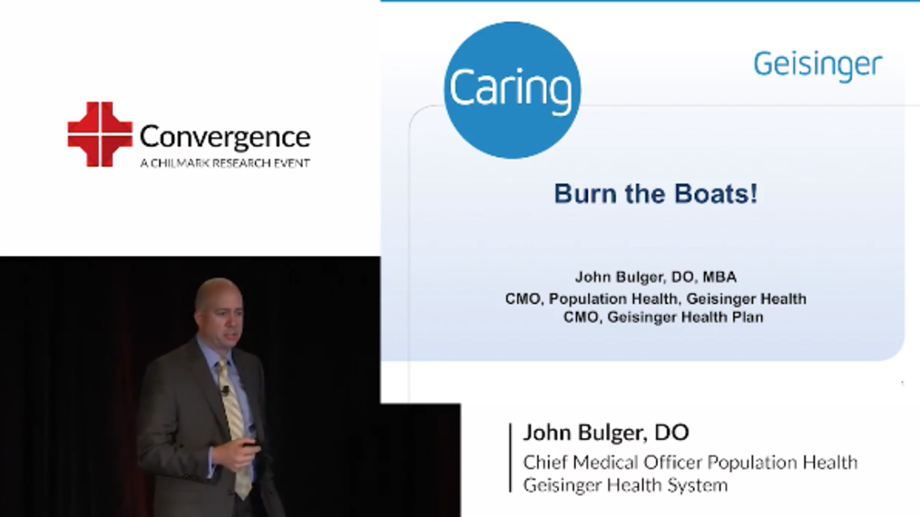 1. John Bulger: Burn the Boats!