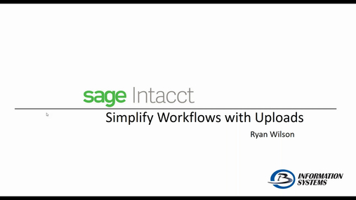 Simplify Your Intacct Experience