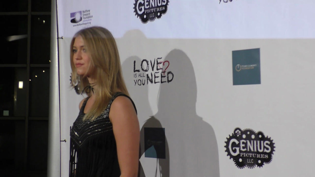 Lexi DiBenedetto at the Premiere Of Love Is All You Need at the ArcLight Theatre in Hollywood.mp4