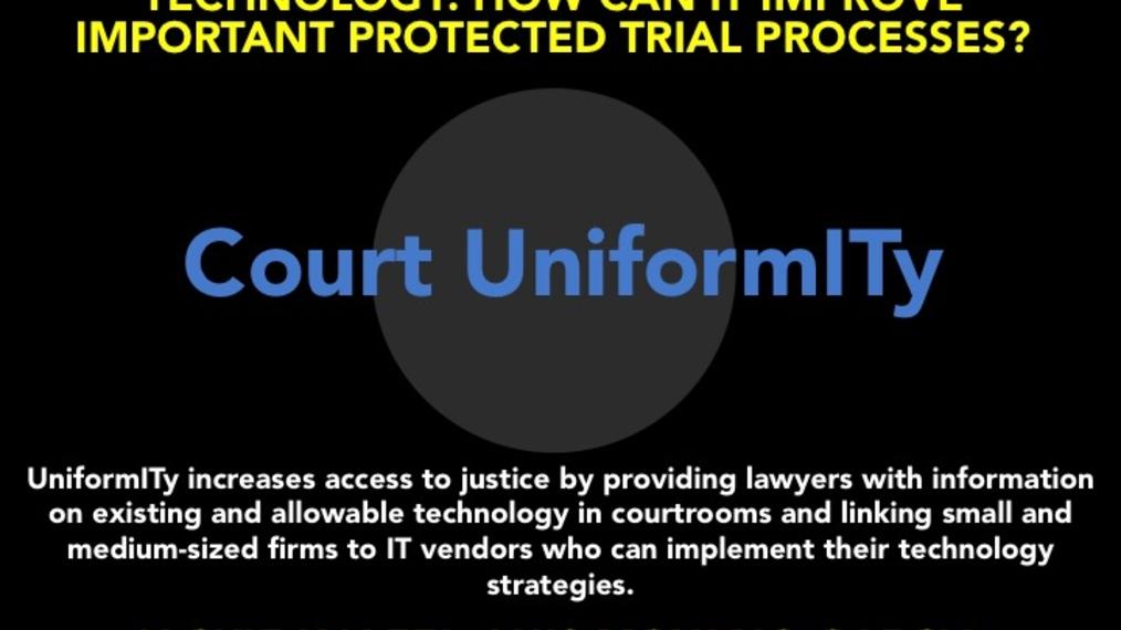 Court UniformITy