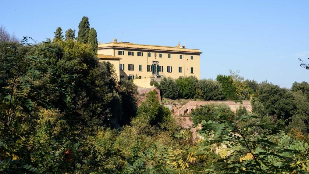 Villa Collegalli, Montaione, Italy