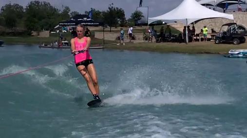 Kristen Dammeyer G3 Round 1 Pass 1