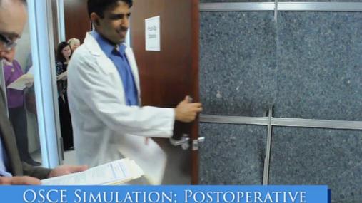 OSCE Simulation; Postoperative.mp4