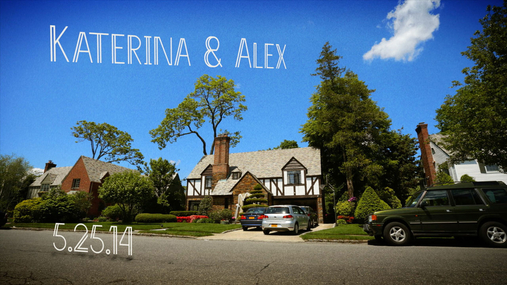 Katerina & Alex
