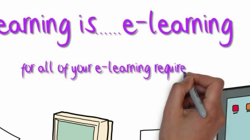 Design an interactive e-learning module from