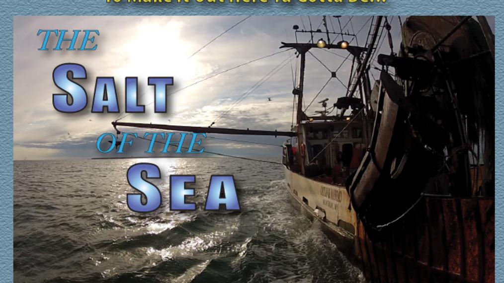 SALT OF THE SEA CLIP