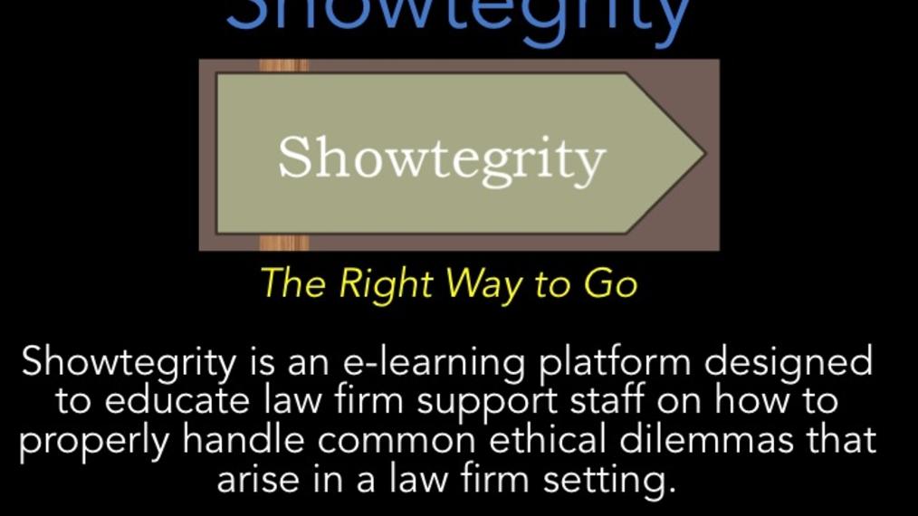 LWOW O: Showtegrity