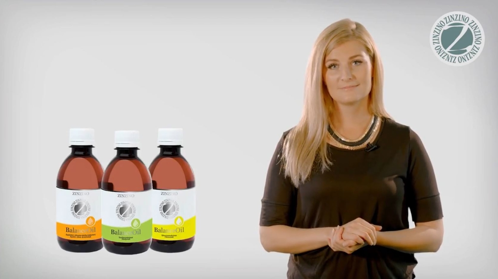 Short about BalanceOil by Linda Saga, PhD Food Science