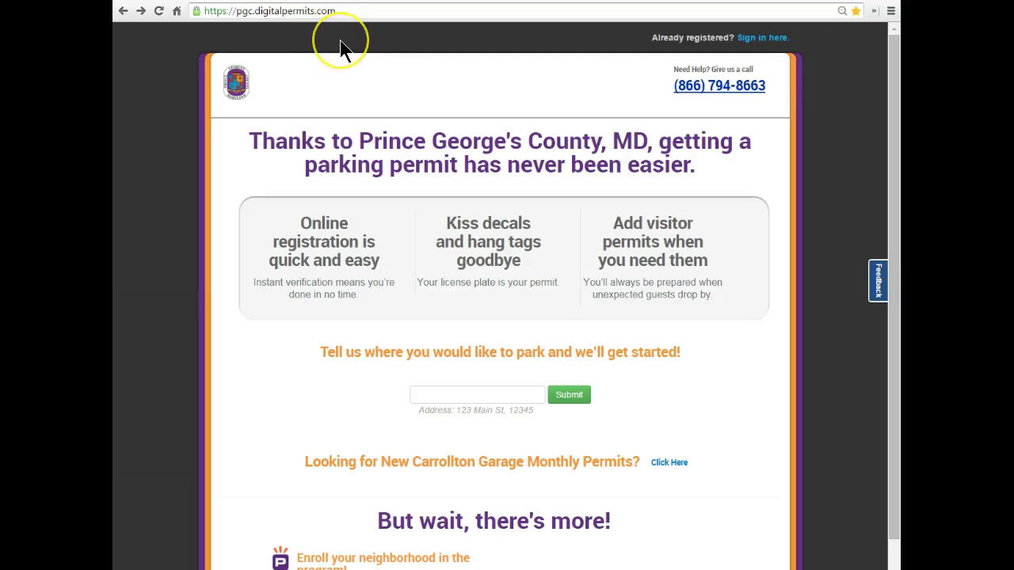 Prince Georges County Residential Permits