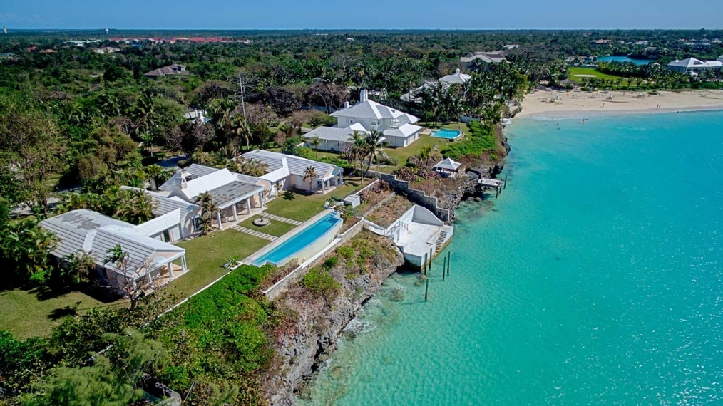 Stunning Home in Old Fort Bay, Bahamas