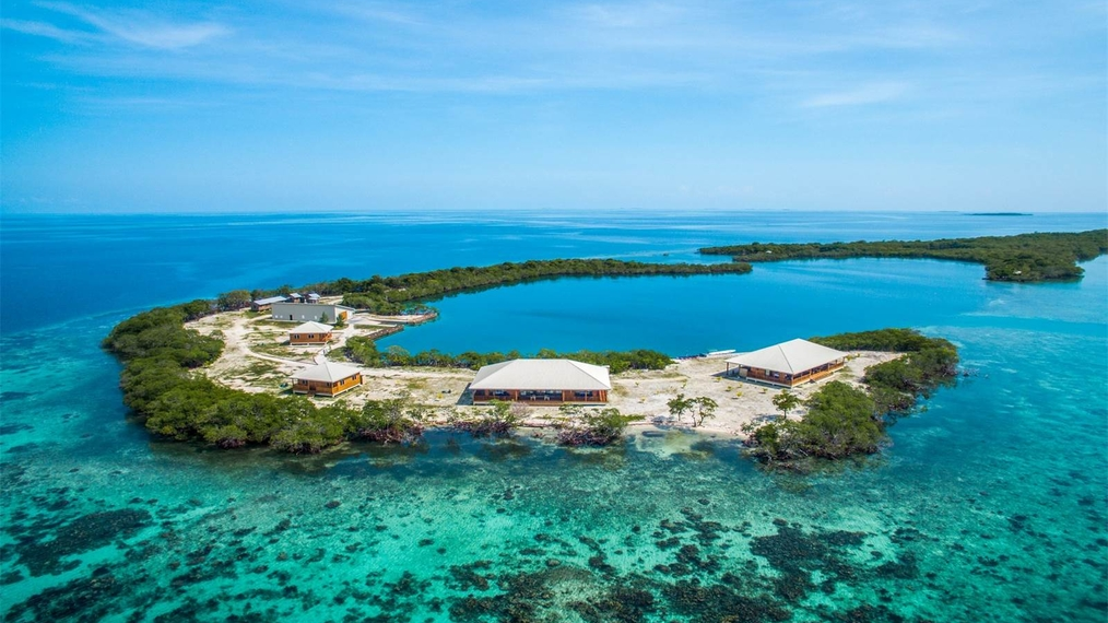 Private Island in Placencia, Belize