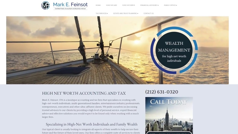 Niche Websites for Accountants   Why get one?