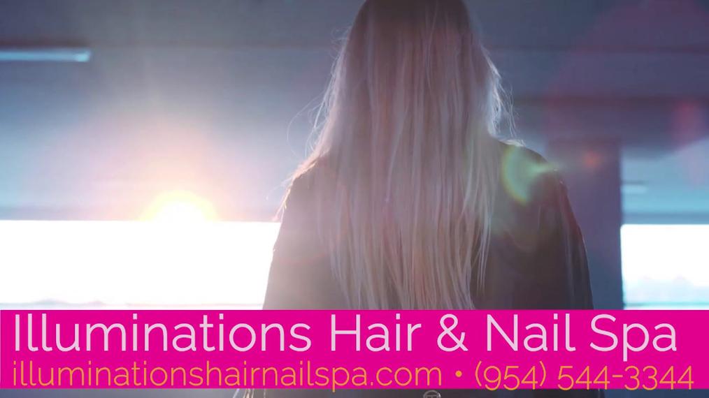 Hair Salon  in Pembroke Pines FL, Illuminations Hair & Nail Spa