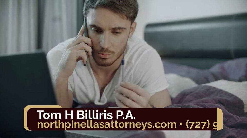 Bankruptcy Attorney in Palm Harbor FL, Tom H Billiris P.A.