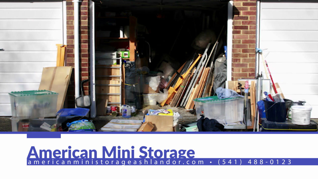 Storage Facility in Ashland OR, American Mini Storage
