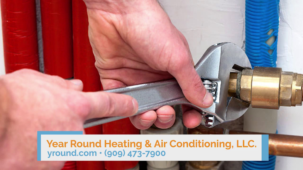 HVAC Contractor in Colton CA, Year Round Heating & Air Conditioning, LLC.