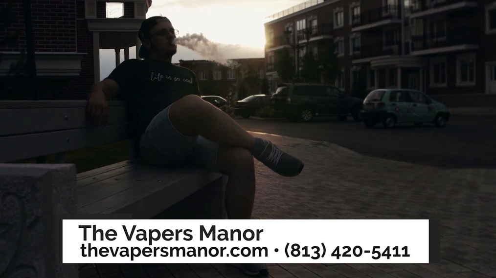 Vape  in Clearwater FL, The Vapers Manor
