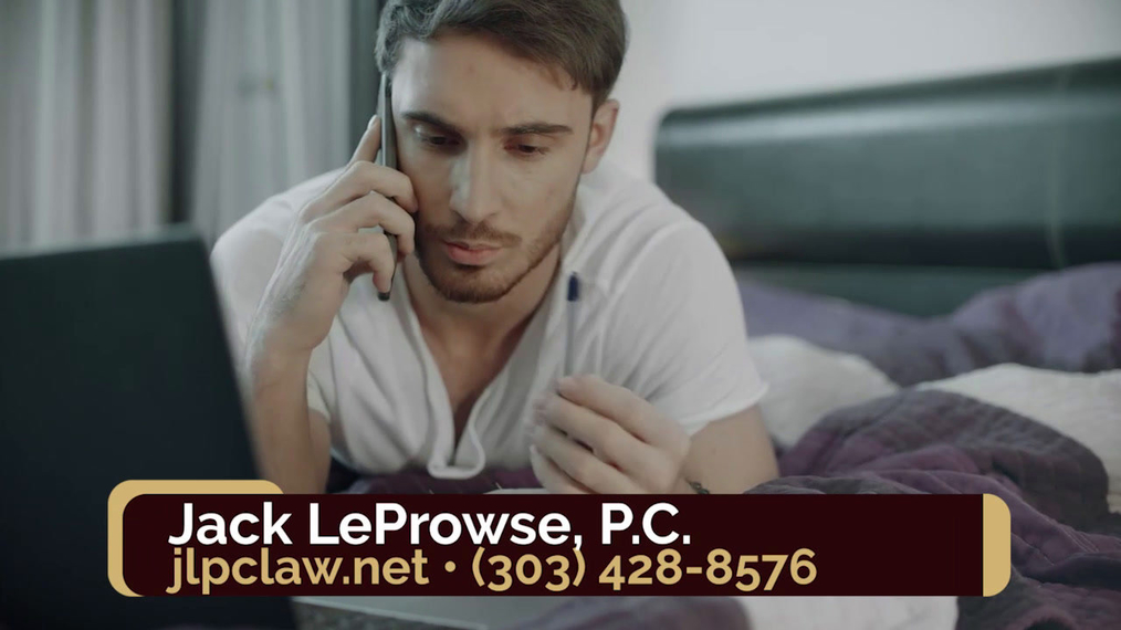 Divorce Lawyer in Westminster CO, Jack LeProwse, P.C.