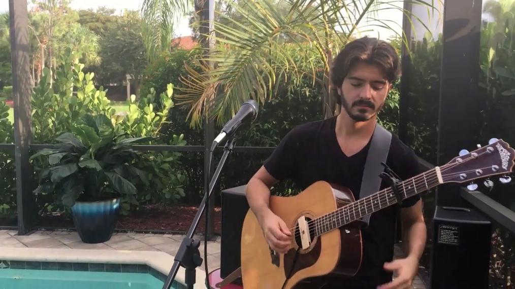 Guitarist J.C.