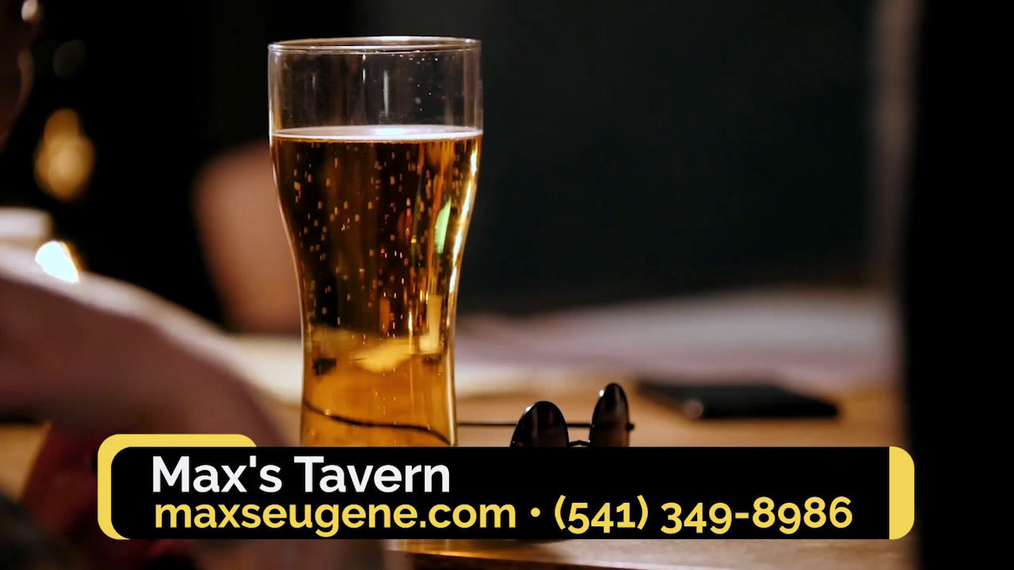 Bar in Eugene OR, Max's Tavern