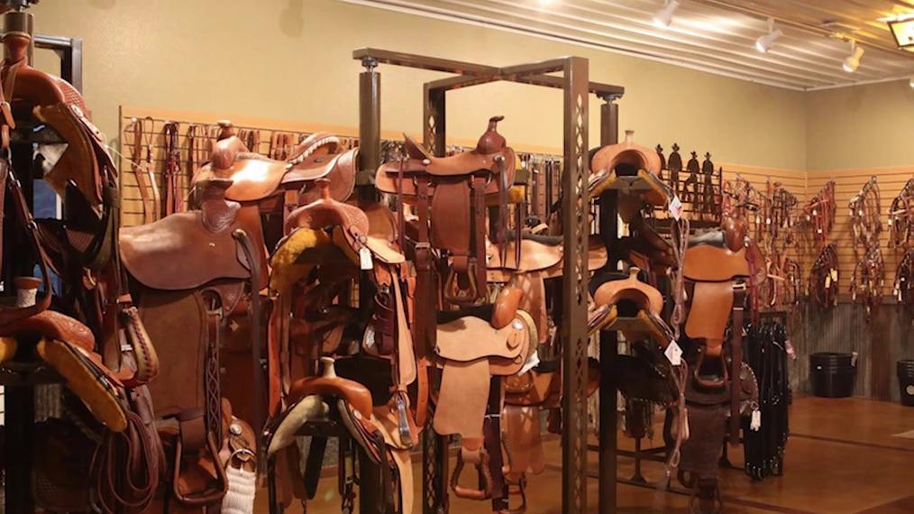Saddle Shop in Watertown SD, Barrett's Tack Shop & Rocking B Ironworks