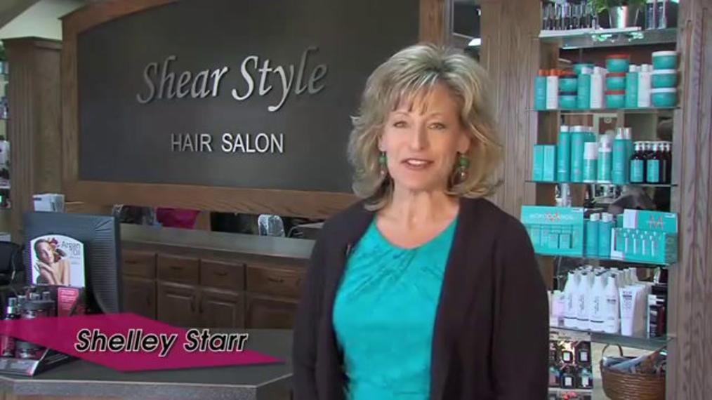 Hair Salon in Ankeny IA, Shear Style
