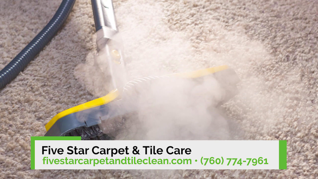 Carpet Cleaning in La Quinta CA, Five Star Carpet & Tile Care
