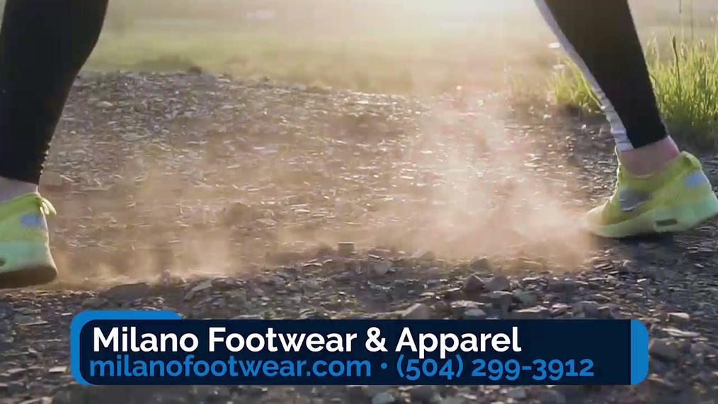 Shoe Store in New Orleans LA, Milano Footwear & Apparel