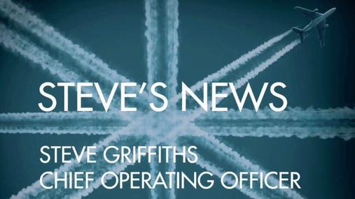 Steve's news: 12.07.19