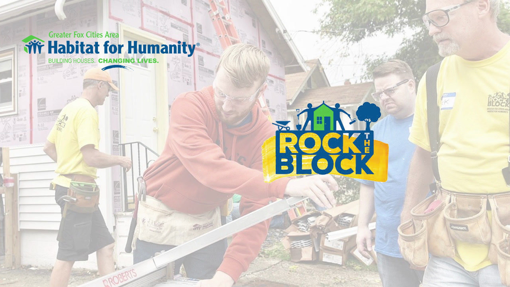 Rock The Block Youth Volunteers