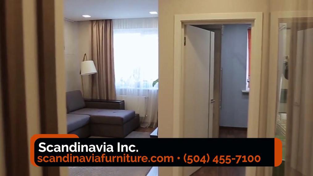Furniture Stores in Metairie LA, Scandinavia Inc.