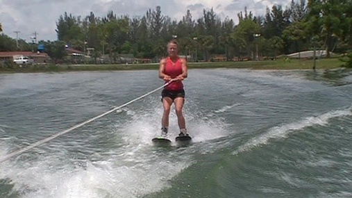 Kimberly Pilcher W5 Round 1 Pass 1