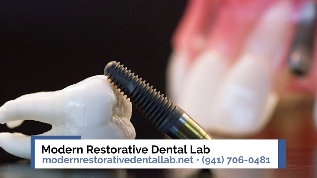 Dental Labs in Sarasota FL, Modern Restorative Dental Lab