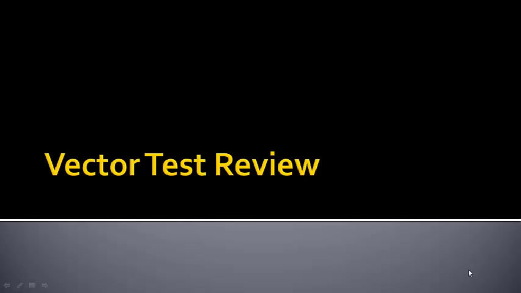 SMIH Vector Test Review.mp4
