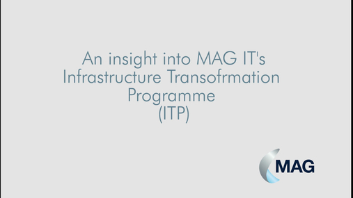 Inisght to IT Infrastructure Transformation Programme.mp4