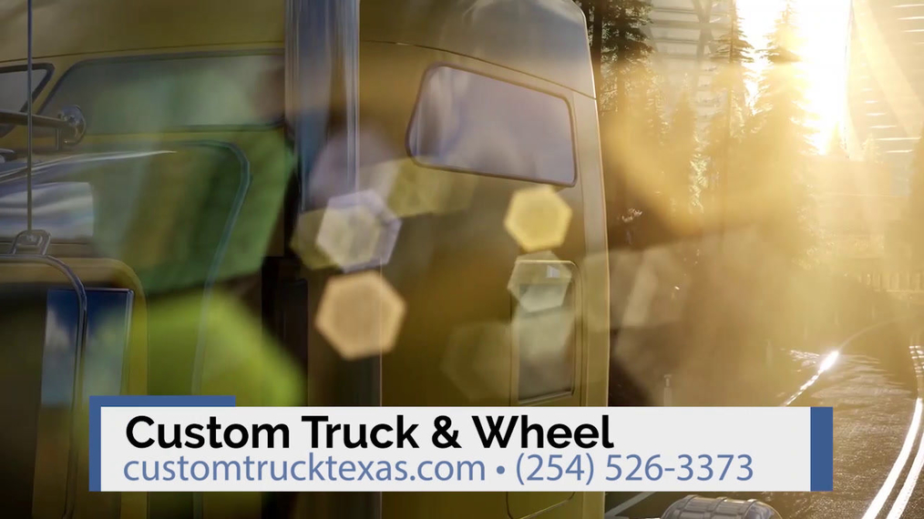 Truck Accessories in Killeen TX, Custom Truck & Wheel
