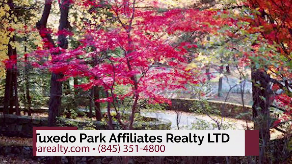 Realtors in Tuxedo Park NY, Tuxedo Park Affiliates Realty LTD