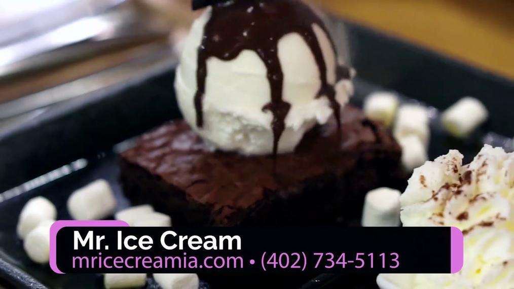 Ice Cream Truck in Council Bluffs IA, Mr. Ice Cream