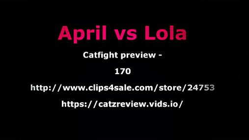 April vs Lola preview