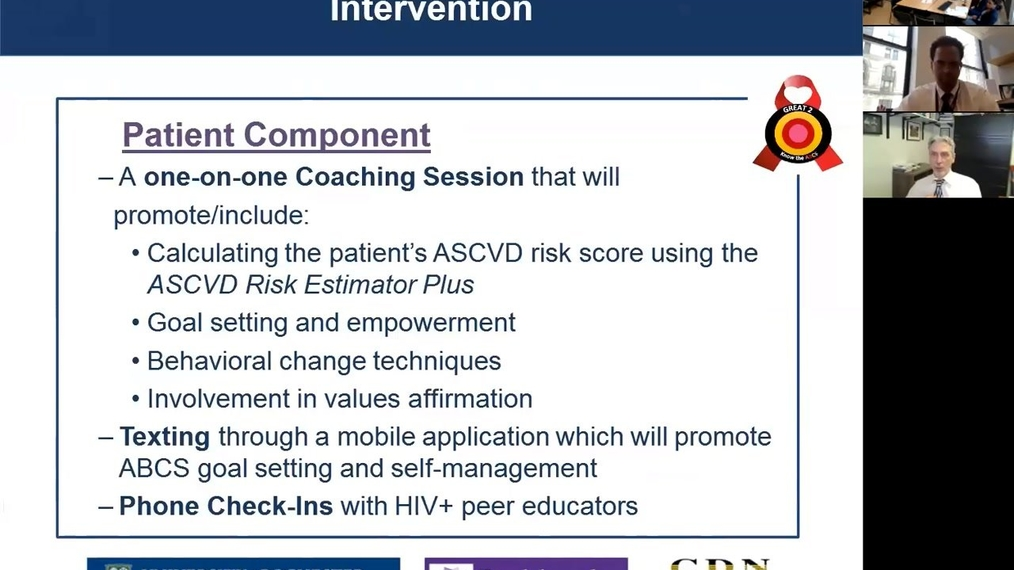 HIV-ABCS CME information session_NYU  Sunset Terrace