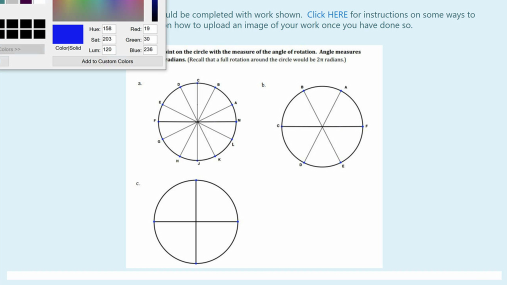 Homework Help Radians and Concentric Circles 5.mp4
