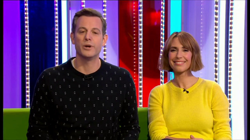 BBC1 The One Show 15 01 2020