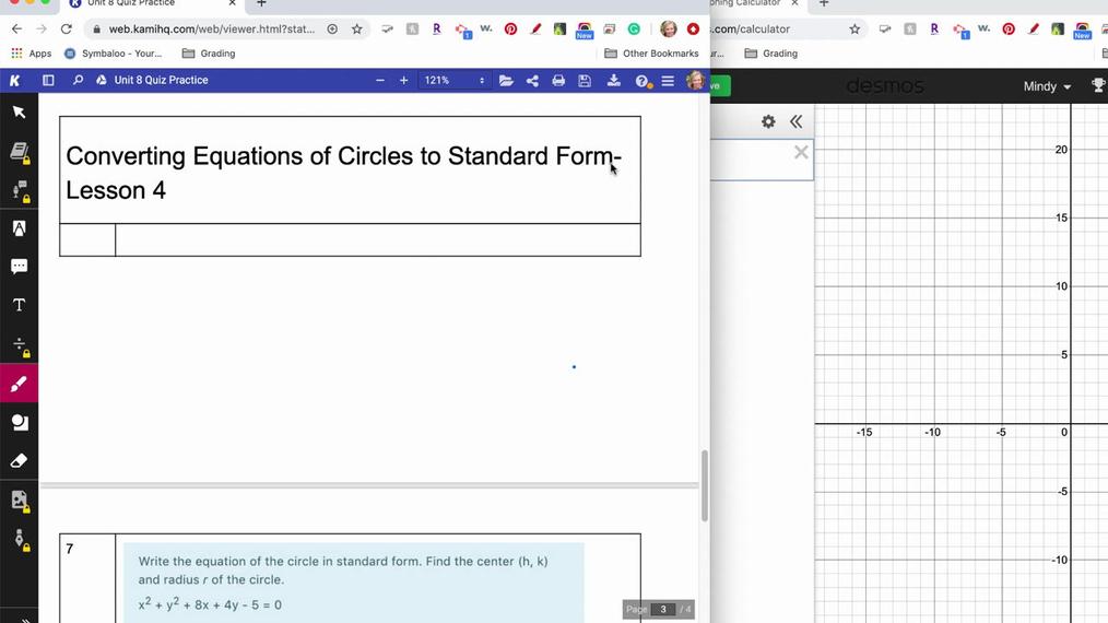 Convert Circle Equation to Standard Form.mp4