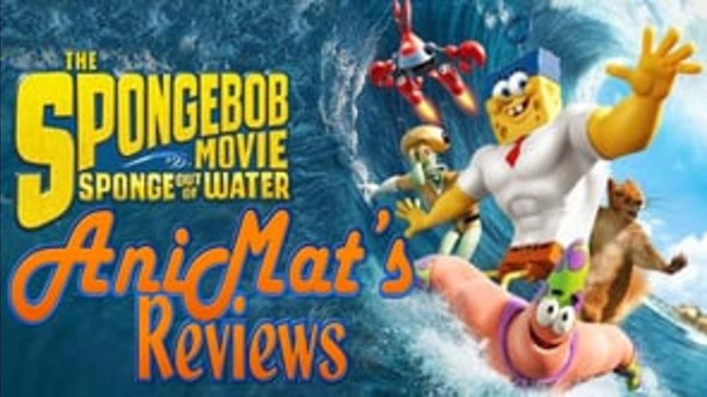 Animat's Review The Spongebob The Movie